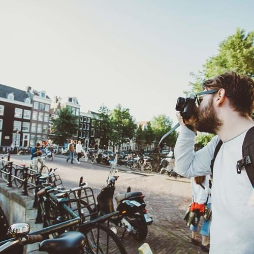 Photography trips to Amsterdam