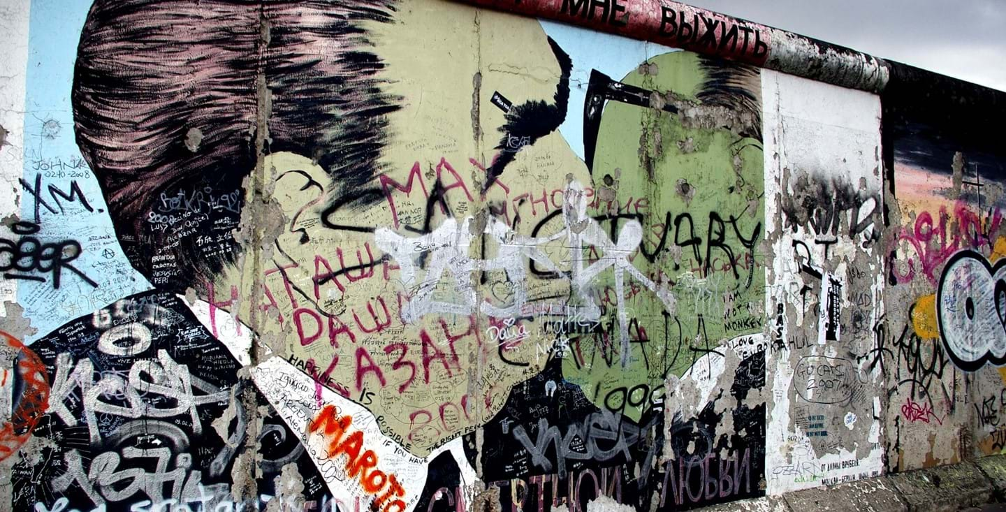 30 Years Since the Fall of the Berlin Wall