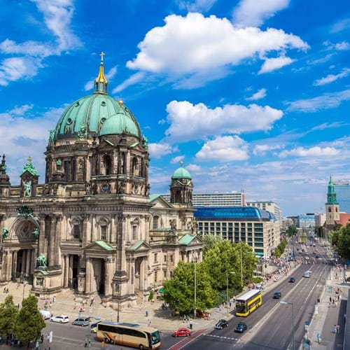Religious Studies trips to Berlin