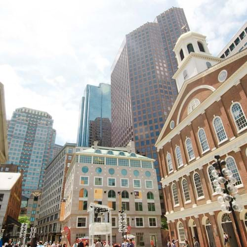 History trips to Boston