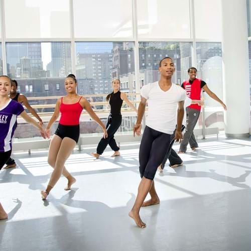 Alvin Ailey Dance Foundation Classes and Tours, NYC