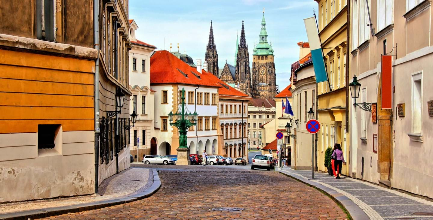 FHT visit the beautiful city of Prague