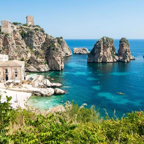 Geography & Environmental Science in Sicily