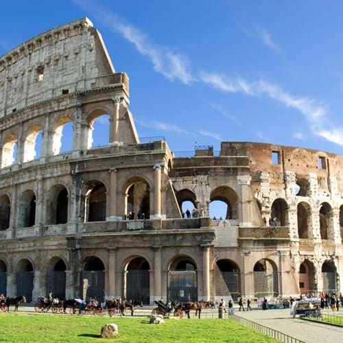 Archaeology trips to Rome