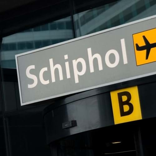 Schiphol Airport Tours, Amsterdam