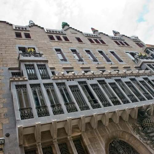 Guell Palace, Barcelona