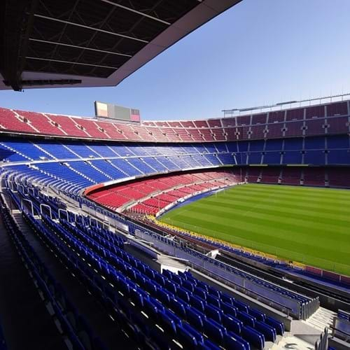 Nou Camp Stadium, Barcelona