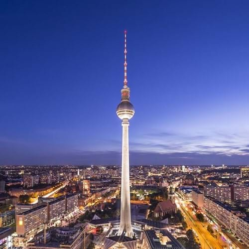 TV Tower, Berlin