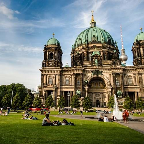 Berliner Dom Cathedral, Berlin