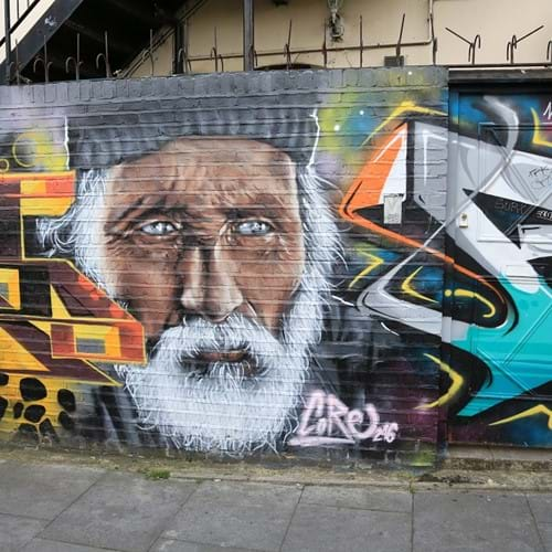 Street Art Walking Tour, London