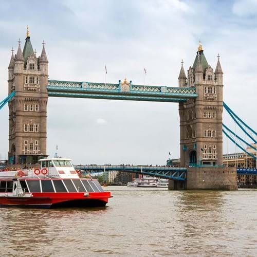 Thames River Cruise, London