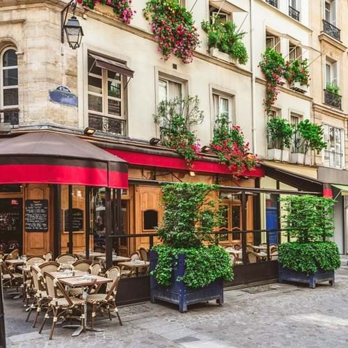 Hospitality & Catering trips to Paris