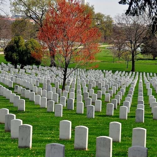 Arlington National Cemetery, Washington