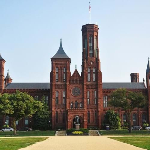 Smithsonian Museum, Washington