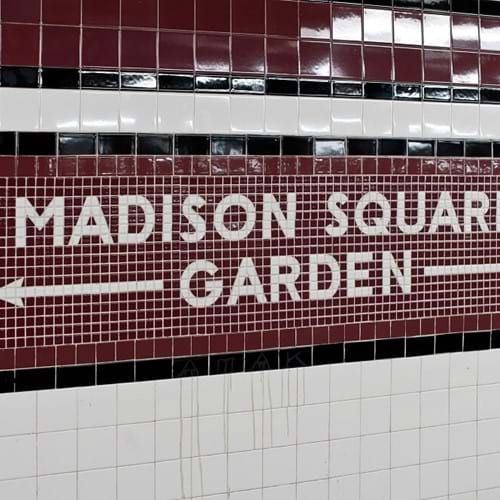 Madison Square Garden Tour, NYC