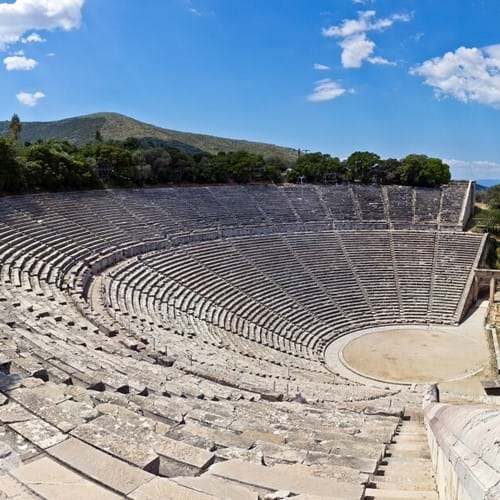 Theatre of Epidaurus, Athens