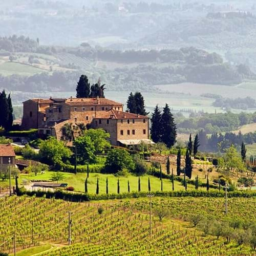 Tuscan Winery Tour, Florence