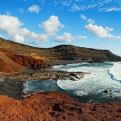 Timanfaya & the Volcanic Coast, Lanzarote