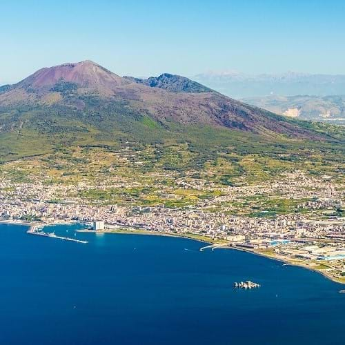 Geography & Environmental Science trips to Sorrento/Bay of Naples