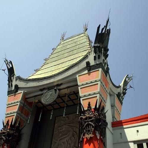 Grauman's Chinese Theater, LA