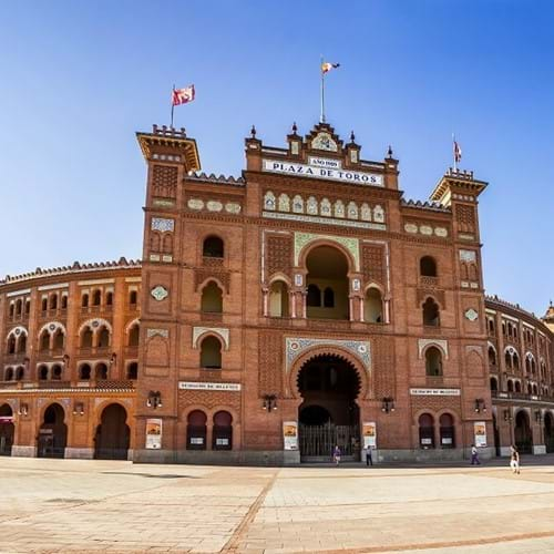 Las Ventas Tour, Madrid
