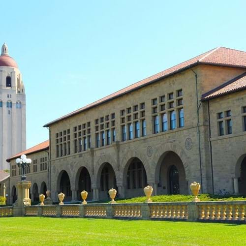 Stanford University Tour, San Francisco