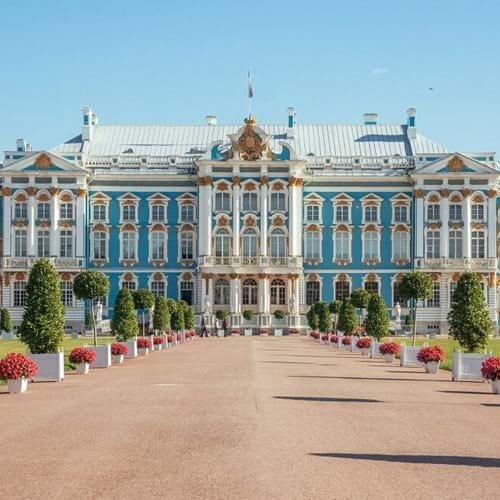 History trips to St. Petersburg