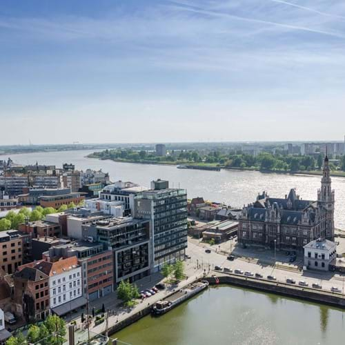 Walking Tour, Antwerp