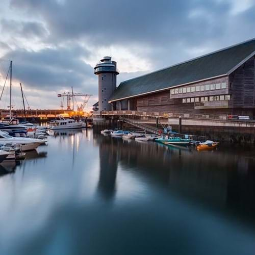 National Maritime Museum, Cornwall