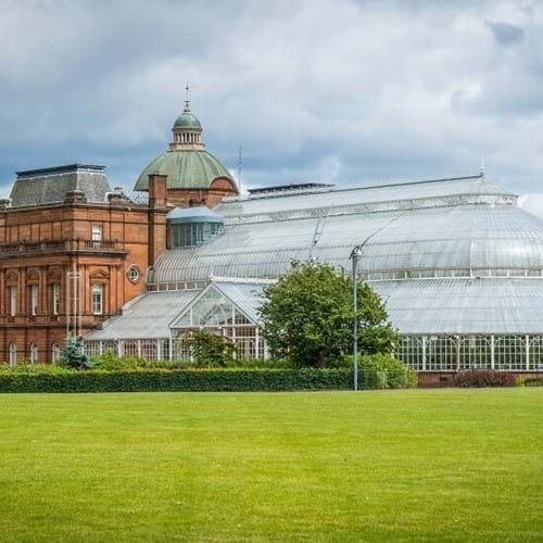 The Peoples Palace and Winter Gardens, Glasgow