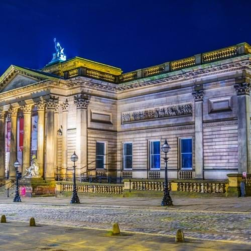 Art & Design trips to Liverpool
