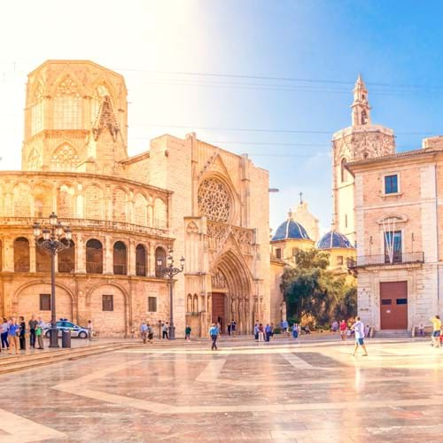 Guided Walking Tours of Valencia