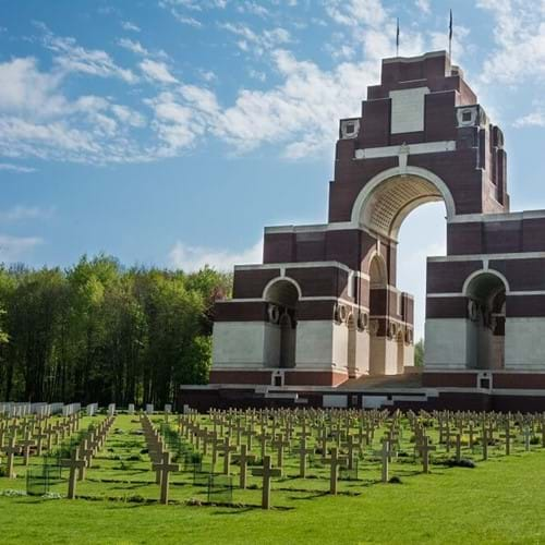 Thiepval Memorial & Visitor Centre