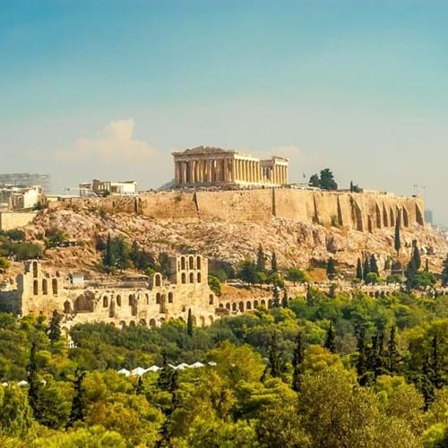 Archaeology trips in Athens & Tolon