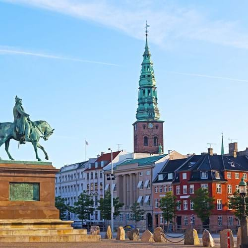 Architecture trips to Copenhagen