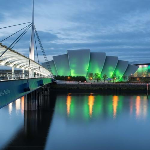 Travel & Tourism trips to Glasgow