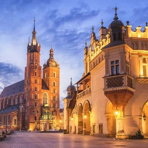 History trips to Krakow
