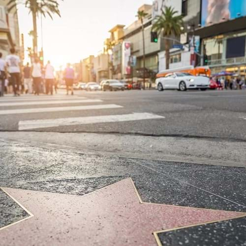 Media & Film Studies trips to Los Angeles
