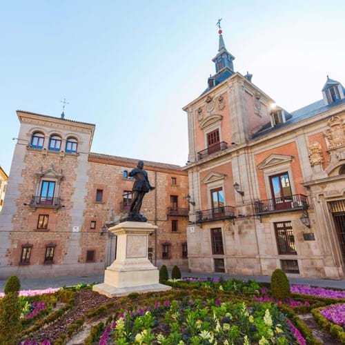 Art & Design trips to Madrid
