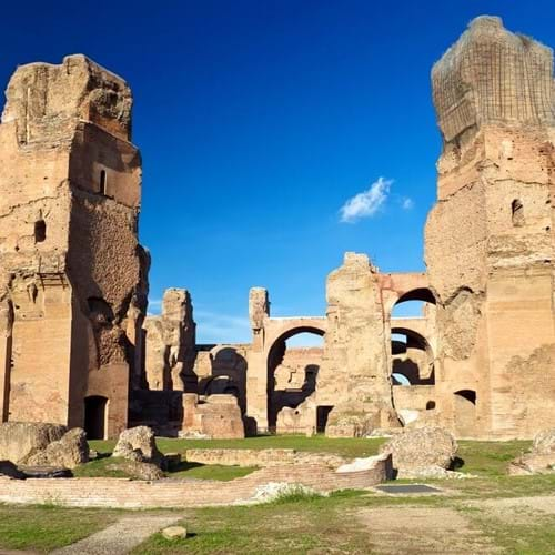 Baths of Caracalla, Rome