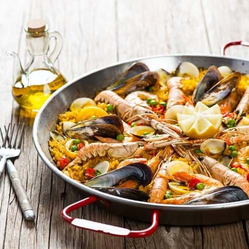Paella Workshop