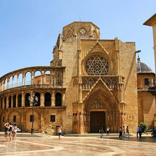 Architecture trips to Valencia