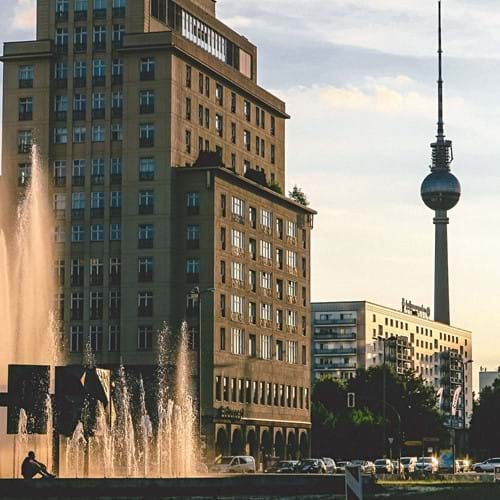 Architecture trips to Berlin