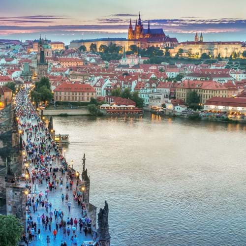 Business Studies & Economics trips to Budapest