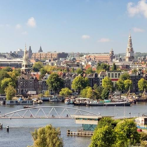 Business Studies & Economics trips to Amsterdam
