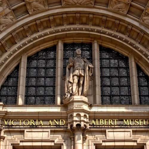 The V&A Museum, London