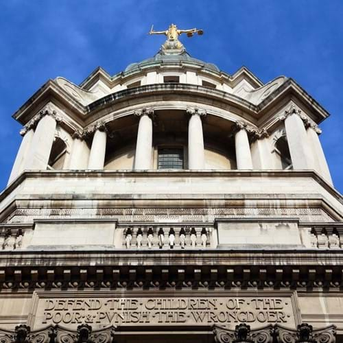 The Old Bailey Insight Tour, London
