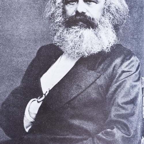 Karl Marx Tour, London