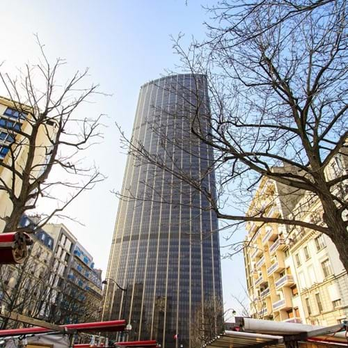 Montparnasse Tower, Paris