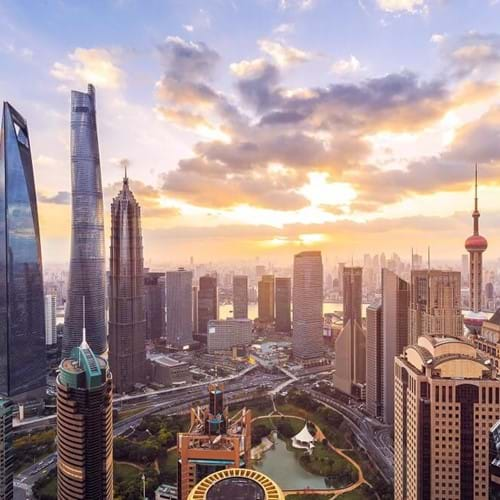 Business Studies & Economics visits to Shanghai